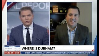 Rep. Nunes: If Durham does nothing, we'll have to have a special prosecutor