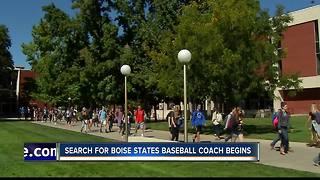Broncos announce coaching search for Baseball Coach - Video