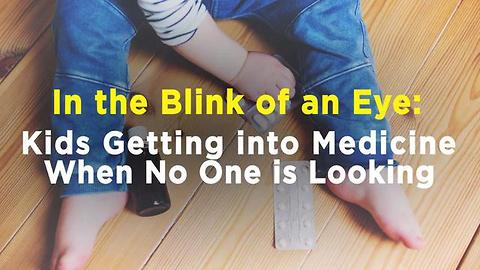 In the Blink of an Eye:  Kids Getting into Medicine When No One is Looking