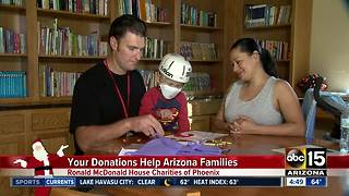 Operation Santa Claus donations help so many families - Video