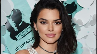 Kendall Jenner's AWKWARD Runin With Tinashe At Drake's Party!