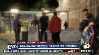 Baja braces for spike in COVID-19 cases, deaths