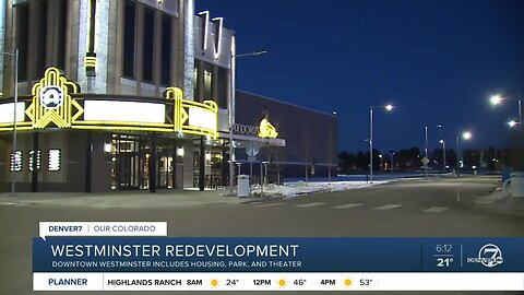 Westminster creating new downtown area with housing, retail and more