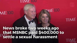 Chris Matthews Should Be Finished After Previous Workers Show What Msnbc Is Really Like