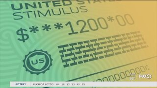 People throw away stimulus payment accidentally
