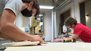 Local intern/apprentice program give HS kids firsthand experience