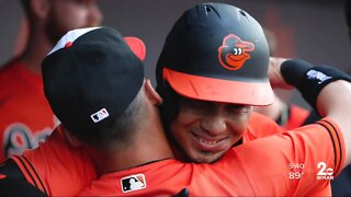 Orioles' Anthony Santander tested positive for COVID-19