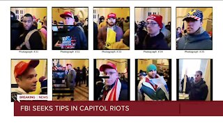 More Capitol riot arrests