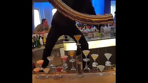 Who ordered this round?! 🍸🍸🍸