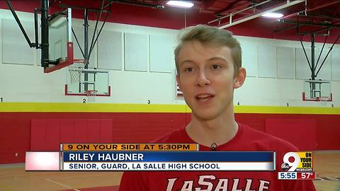 Dyer: La Salle basketball standout Riley Haubner should never be underestimated on the court