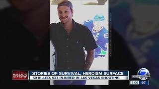 What we know so far about Colorado residents hurt, killed in Las Vegas attack - Video