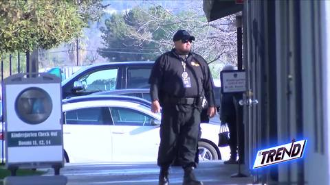 THE TREND: local church hires armed security