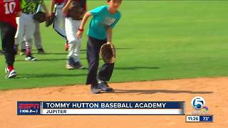 Tommy Hutton Baseball Academy - Video