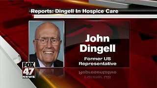 John Dingell: 'You're not done with me just yet'