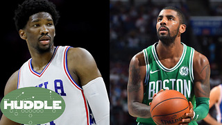 Celtics vs Sixers: Who Has the Better Upside? -The Huddle - Video