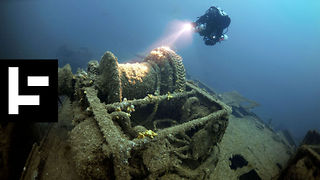 Mystery Salvagers Are Making World War II Warships Disappear - Video