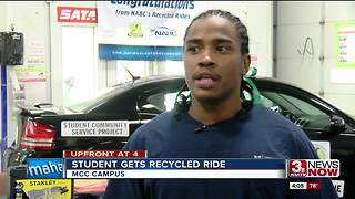 Program gives Metro Community College student ride to bright future - Video