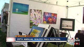 25th Annual Waldo Fall Festival happening Saturday - Video