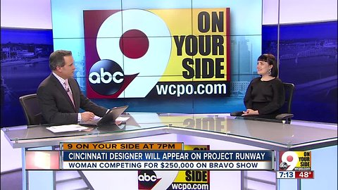 Local designer Tessa Clark to compete on 'Project Runway'