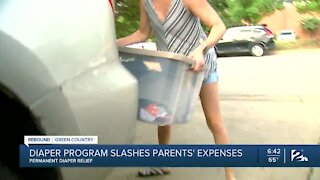 The Rebound: Saving on Diapers For Parents Struggling During the Pandemic