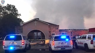 Suspect Arrested In Connection With Louisiana Church Fires