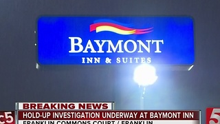 2 Sought In Franklin Hotel Robbery - Video