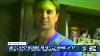 20 years later: Where is Robert Fisher?