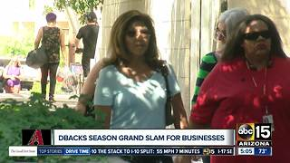 Downtown businesses see rush of crowds around baseball games - Video