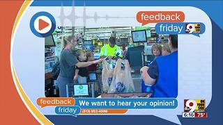 Feedback Friday: Bagging on Kroger - Video