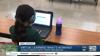 Avondale ESD showing good signs after three weeks of digital learning