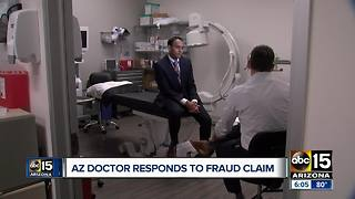 AZ Doctor denies wrongdoing after AZ Attorney General opioid lawsuit - Video