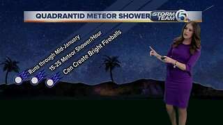 National Weather Service say bright light could've been meteor