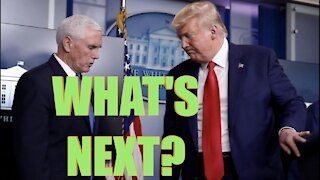 Liberals Claim Mike Pence Admitted Trump Lost! Will President Trump Concede?