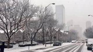 Winter weather driving safety - Video