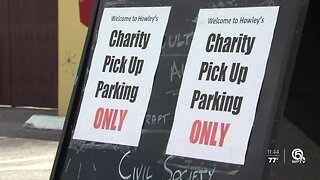 West Palm Beach organization serves free meals to laid-off hospitality workers