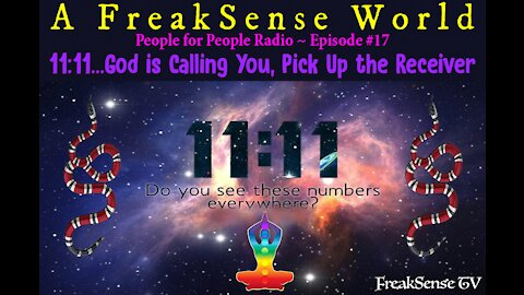 11:11 God is Calling, Pick Up the Receiver