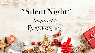 Silent Night (Piano Cover, Inspired by Evanescence)