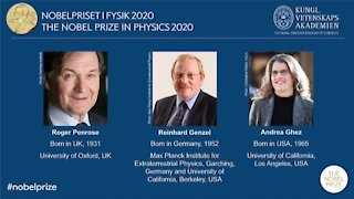 Nobel Prize winners in physics