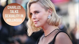 Charlize Theron admits to having bisexual experiences - Video