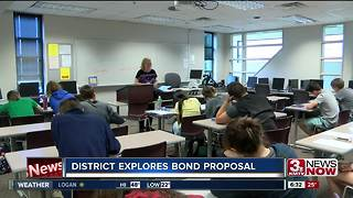 Papillion-La Vista Community Schools explore bond proposal - Video