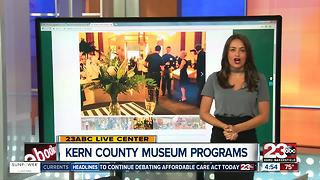 Kern County Museum New Events