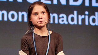 David Attenborough praises Greta Thunberg over Skype