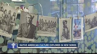 Native American culture explored in new library series