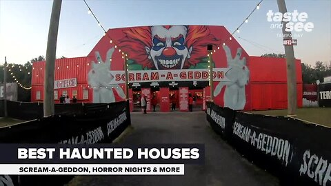 TSTV Episode 2: Best Haunted Houses and Fall Festivals in Tampa Bay