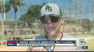Under Armour Team One Baseball Memorial Day Classic