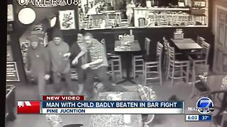 Jefferson Co. authorities searching for man seen severely beating man carrying daughter - Video