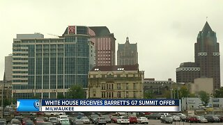 Mayor Barrett proposes a Milwaukee G7 Summit to the White House