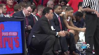 UA fires FBI-charged assistant basketball coach Richardson