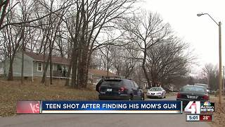 KC police called to two shooting scenes Friday - Video
