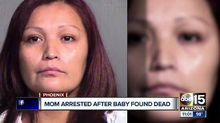 Press conference on Phoenix baby found dead - Video